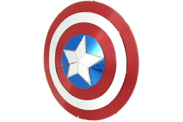 Metal Earth 3D Laser Cut Model Marvel Avengers Captain America's Shield