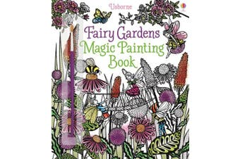 Fairy Gardens Magic Painting Book (Magic Painting)