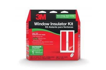 Foam Tapes: 3M Other Materials 210cm . x 280cm . Outdoor Patio Door Insulator Kit Clear 2174W-6