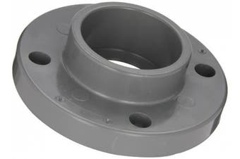 (2.5cm , 1) - Spears 851-C Series CPVC Pipe Fitting, One Piece Flange, Class 150, 2.5cm Socket