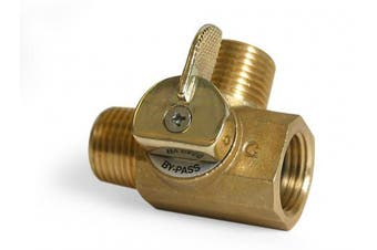 (Replacement 3-Way Valve Only) - Camco Supreme By-Pass 3-Way Valve Replacement