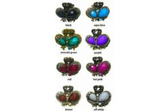 Set of 8 Mini Jaw Clips U864175-2287-8