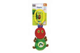 World of Eric Carle Toy, Caterpillar Zippee