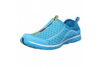 (7 B(M) US, Blue) - Zhuanglin Women's Quick Drying Aqua Water Shoes