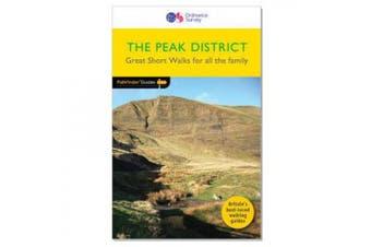 The Peak District: 2016 (Shortwalks Guides)
