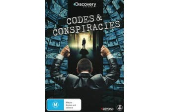 Codes & Conspiracies (Discovery Channel) [Region 4]