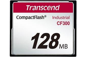 Transcend TS128MCF300 Compact Flash Card