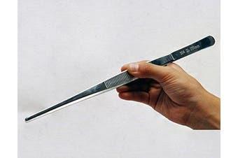 Shihua Tweezers 25cm food Tweezer Tongs in 18/10 Stainless Steel 304