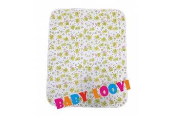 Baby Loovi Changing Pad Liners Waterproof,PEVA, 80x65cm big size, safe material,waterproof sheet protector for baby