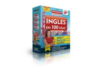 Ingles En 100 Dias - Curso de Ingles - Audio Pack (Libro + 3 CD's Audio) / English in 100 Days Audio Pack (Ingles En 100 Dias) [Spanish]
