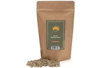 Brazilian Green Unroasted Coffee Beans 0.5kg