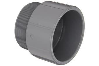 (2.5cm , 1) - Spears 836-C Series CPVC Pipe Fitting, Adapter, Schedule 80, 2.5cm Socket x NPT Male