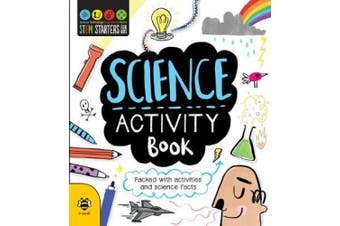Science Activity Book (STEM Starters for Kids)