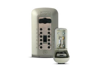 Supra C500 Key Safe Secure/ Wall Mounted/ Outdoor/ Key Storage Device