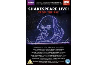 Shakespeare Live!: Royal Shakespeare Theatre [Region 2]