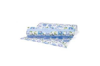 Lulu Grace Drawer Liners Blue Garden 42 x 58.5cm