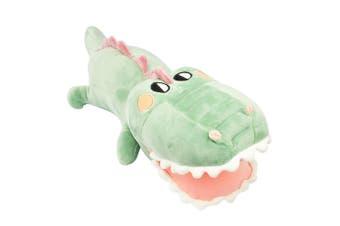 Plush Toy Ultra Soft Green Crocodile 60cm