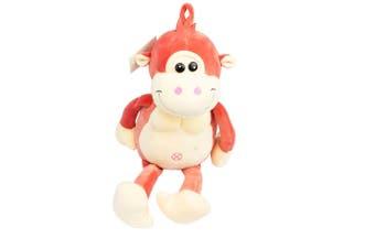 Monkey 42cm - Pink