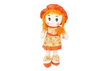 Doll 38cm - Orange