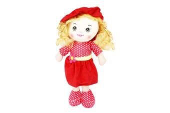 Doll 36cm - Red