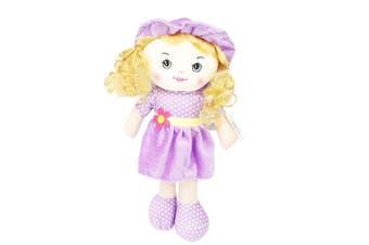 Doll 36cm - Lilac