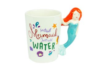 Curtis & Wade Mug Mermaid Type 1