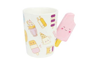 Curtis & Wade Mug Ice Drop Pink