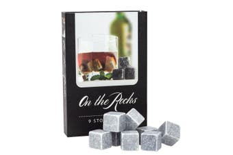 Novelty Gift Whisky Stones 9ps