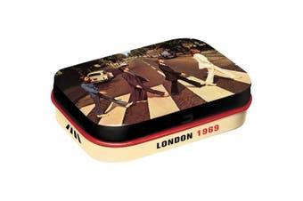 Mint Tin Box Novelty 34gr The Beatles Abbey Road