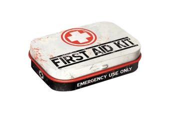 Mint Tin Box Novelty 34gr First Aid