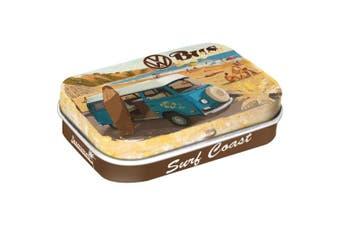 Nostalgic-Art Novelty Mint Tin Box Bus Surf Coast 34gr