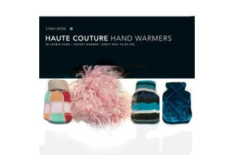 Star + Rose Haute Couture Reusable Hand Warmers Heater Snow Ski Warmer Hot Hands