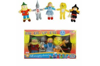 Finger Puppets Wizard of Oz