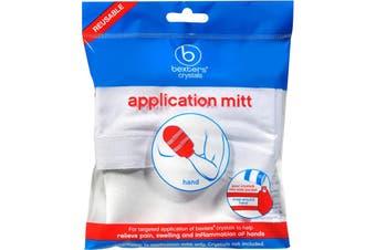 Bexters Soda Crystals Application Mitt