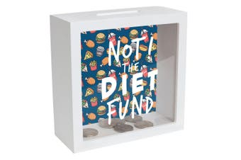 Gift Not the Diet Fund Money Box