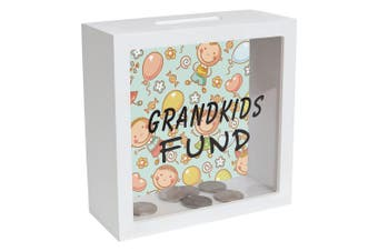 Gift Grand Kids Fund Money Box