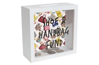 Gift Shoe & Handbag Fund Money Box