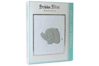 Bubba Blue Petite Elephant Change Mat Cover