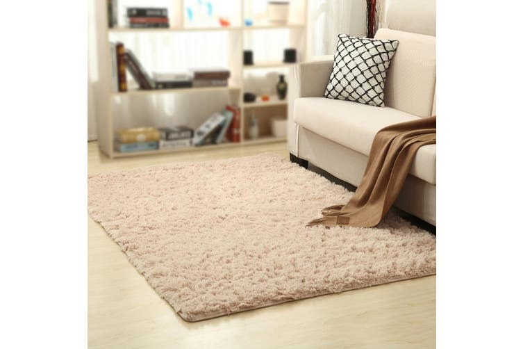 Lecluse Rugs Shaggy Floor Carpets Extra