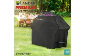 Landen BBQ Covers 2/4/6 Burner Waterproof Outdoor Gas Burner Barbecue Protector