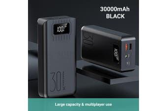 Kartech Power Bank Phone Battery Charger Fast Dual USB Capacity 20000 30000mAh