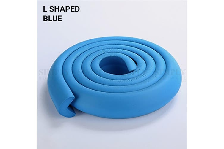 Truboo 2M Desk Edge Protector Baby Safety Table Corner Cushion Soft Guard Strip