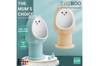 Truboo Boy Potty Training Kid Toilet Baby Pee Urinal Bathroom Children Toddle