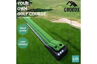 Crocox Golf Accessories Balls Auto Putting Trainers Clubs Sport Equipments - Golf Club  - G300