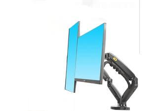 Kartech Computer Monitor Arm LCD Holder Screen Bracket Display Single Stand VESA