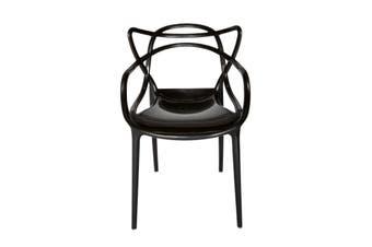 Replica Philippe Starck Masters Kids Toddler Children's Chair   Black