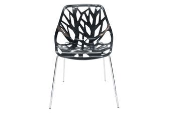 Replica Marcello Ziliani Caprice Chair | Black