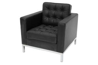 Replica Florence Knoll Arm Chair | Black