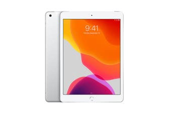 Apple iPad 7th Gen 128GB 10.2-Inch WiFi Only - Silver