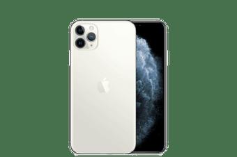 Apple iPhone 11 Pro Max 512GB 4G LTE - Silver